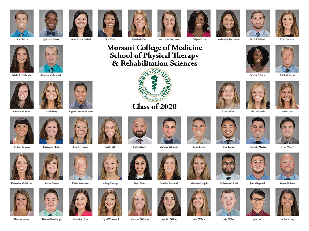 Usf Academic Calendar 2020 DPT Students | USF Health