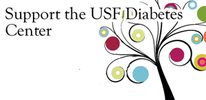Support the USF Diabetes Center