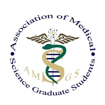 logo of the association of medical science graduate students