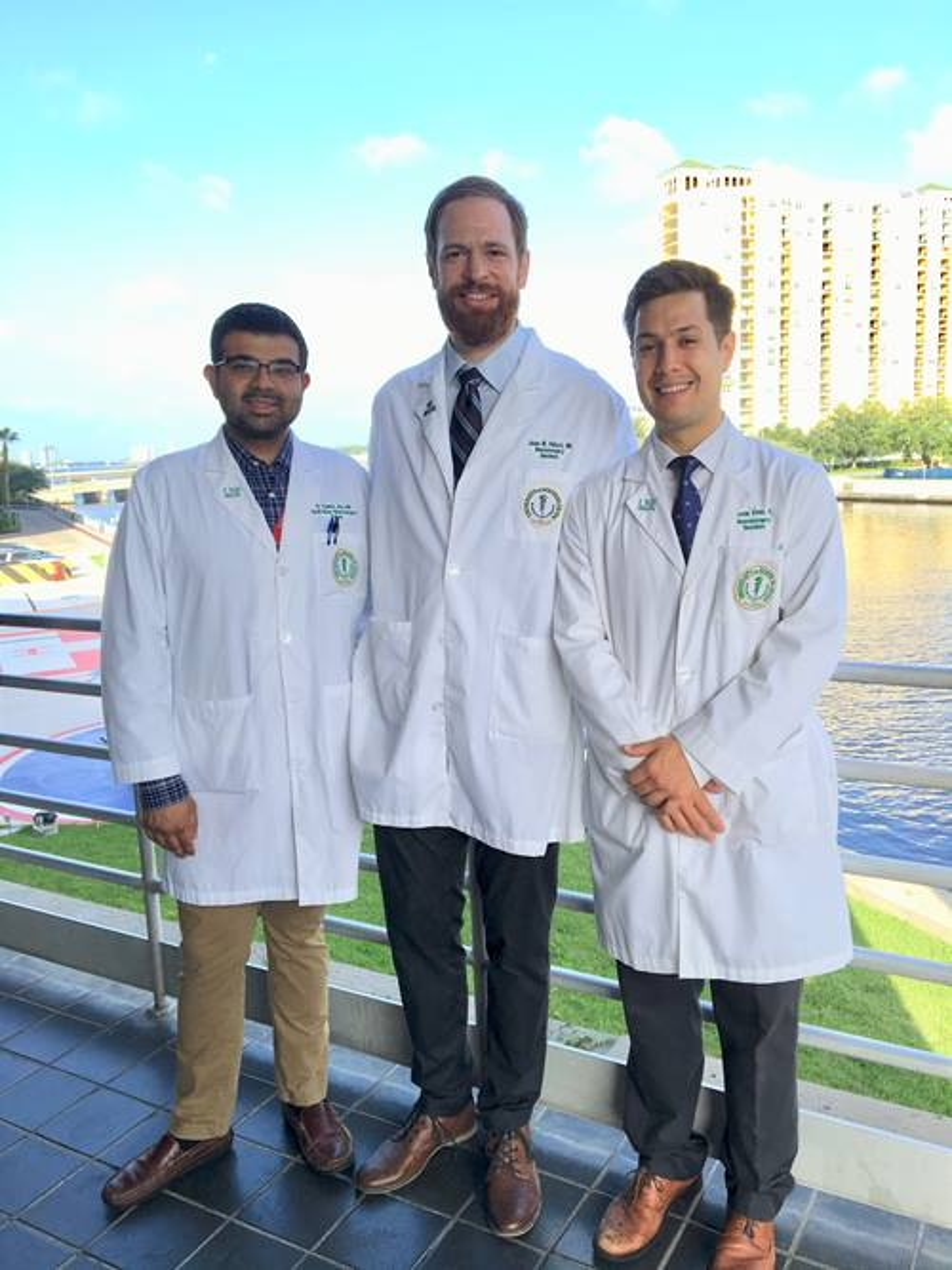 Neurosurgery and Brain Repair | USF Health