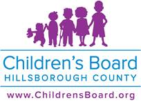children's board hillsborough county logo