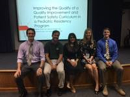 2016-17 Resident QI Projects