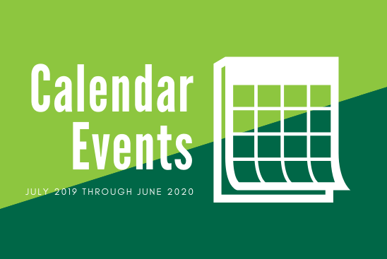 35 Years Calendar Events