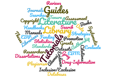 LibGuides Word Art