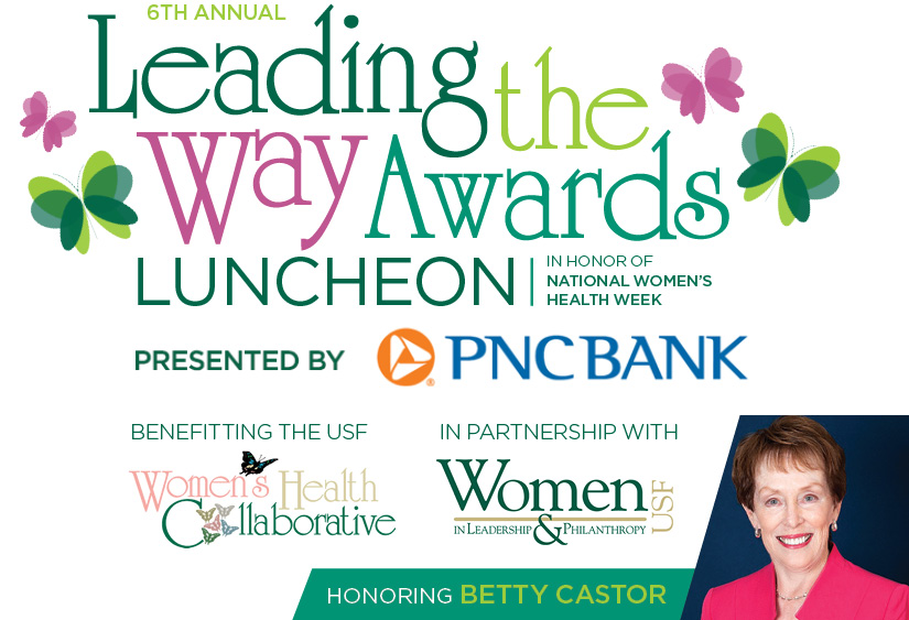 Luncheon Honoring Betty Castor