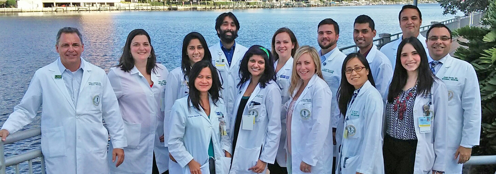 USF Health Division of Hospital Medicine Staff