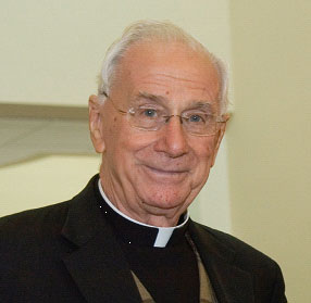 Photo of Monsignor Higgins