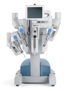 The da Vinci Robot Surgical System