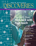 Brain Research Discoveries Fall 2015 issue