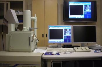 Genesis Health System >> JEOL JSM6490 Scanning Electron Microscope With EDAX Genesis X-Ray Analysis System   USF Health