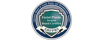 Facial Plastic Surgeon Board Certified