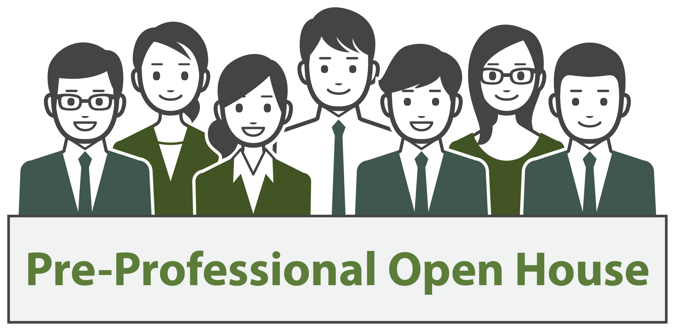 Pre-Professional Open House