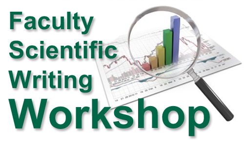 Faculty Scientific Writing Workshop