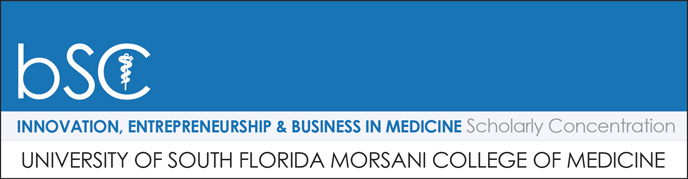 Innovation, Entrepreneurship and Business in Medicine