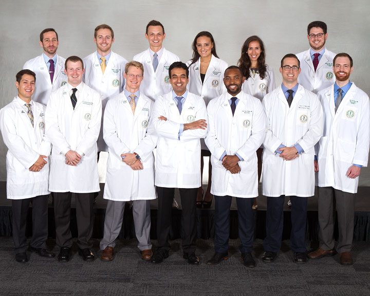 Department of Neurosurgery and Brain Repair - Residents