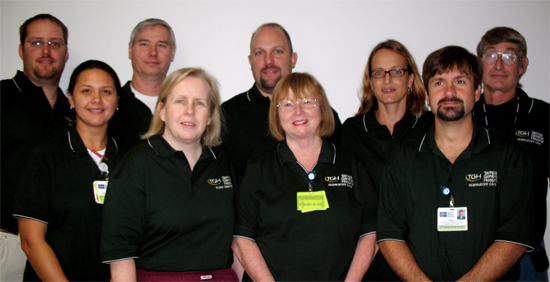 USF Sleep Center Staff
