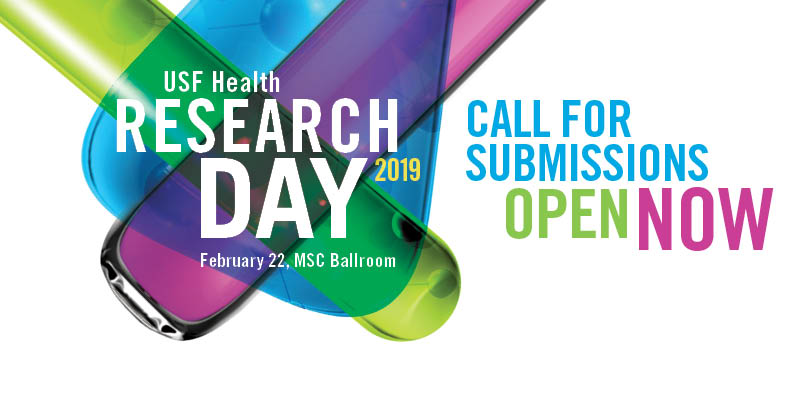 2019 Research Day Call for Submissions Open Now