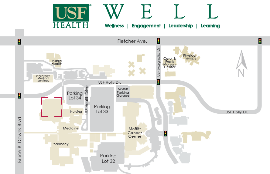 WELL Building Information | USF Health